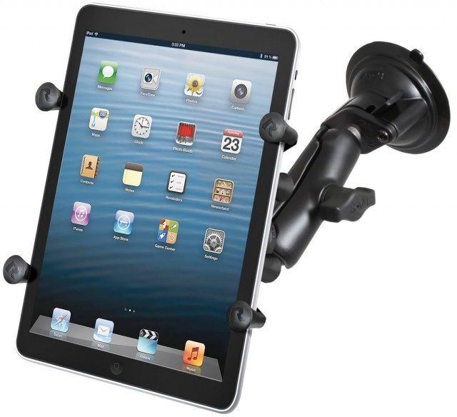 Köp RAM Mount - X-Grip II med sugkopp (iPad mini)